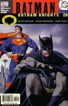 Batman: Gotham Knights #20      art: Brian Bolland
