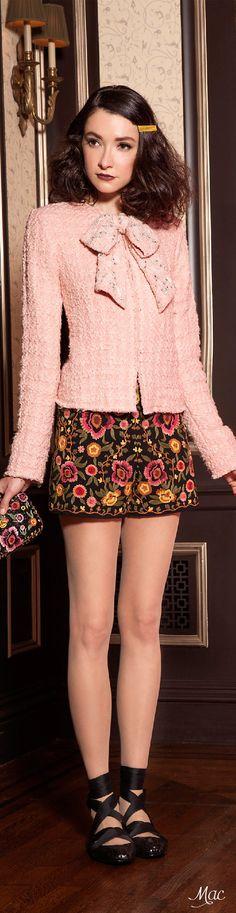 6e32ebc22 Pre-Fall 2016 Alice + Olivia Winter Blouses, Bow Blouse, Daily Fashion,
