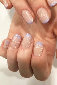 This is the major nail trend for summer that we're loving... before you book your next manicure, check out these cool new nail art designs!