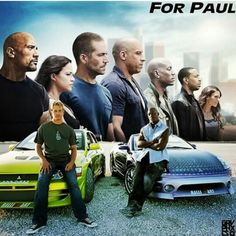 #ForPaul Paul Walker been good to fast and furious cast and movies plus his fans and family