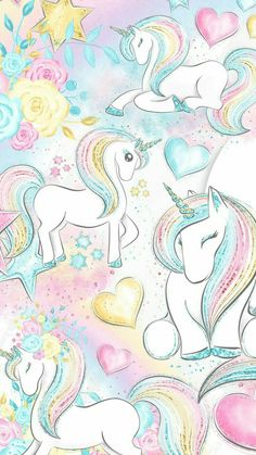 If you haven't been in a good life recently and want to transfer, you might want to change your iPhone wallpaper to make you even… Unicornios Wallpaper, Tumblr Wallpaper, Animal Wallpaper, Colorful Wallpaper, Flower Wallpaper, Galaxy Wallpaper, Wallpaper Backgrounds, Black Wallpaper, Wallpaper Quotes