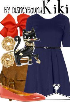 Kiki fashion from Kiki's Delivery Service