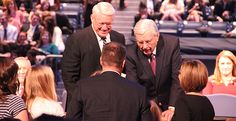 Maintain Habits that Keep You Connected to Christ, Elder Ballard Tells Utah South Area - Church News and Events
