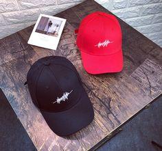 8fb0281b Men's/Women's Letter Baseball Cap Hip Hop Flat Hat. Spring NewEmbroidery  FashionMens CapsSnapbackBaseball HatsSportsAccessoriesStyleBaseball Caps