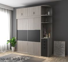 Wardrobe Design Bedroom, Bedroom Furniture Design, Home Room Design, Bedroom Closet Design, Bathroom Design Luxury, Bedroom Door Design, Room Design Bedroom, Bedroom Cupboard Designs, Cupboard Design