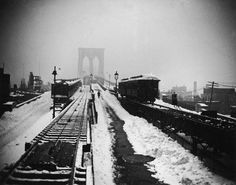 Incredible Pictures of the Great Blizzard of 1888: How One Storm Changed New York City Forever  http://feedproxy.google.com/~r/vintageeveryday/~3/euMh_-zM-cU/incredible-pictures-of-great-blizzard.html