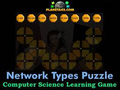 Network Types Puzzle
