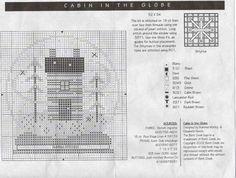 Cabin in the Globe • 2/2 Chart