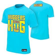 "Bayley ""Hugger's Gonna Hug"" Authentic T-Shirt Pamela Rose Martinez, Wwe Shirts, Wwe Wallpapers, Raw Women's Champion, 54 Kg, Wwe News, Wwe Photos, Wwe Wrestlers, Wwe Divas"