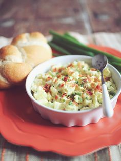 Protein Packed Skinny Egg Salad! Love this super easy recipe that is so healthy! Burning calories and fat begins in the kitchen! | dashing dish