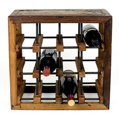 Ecologica Furniture 12-Bottles Wine Rack - Overstock™ Shopping - The Best Prices on Ecologica Bar Storage