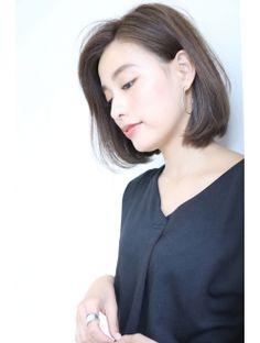 ダイス(Dice) [Dice] セピアグレージュ☆大人ボブ