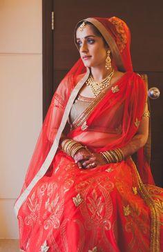 A classic Catholic-Hindu destination wedding in Goa!