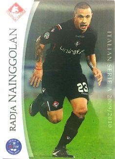 Radja Nainggolan 2009/2010 #RadjaNainggolan #Piacenza