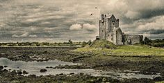 """The Irish Castle"" by matteo mescalchin, via 500px."