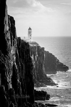 Road Trip Photos en Écosse... Neist Point est un spot à ne pas manquer sur Skye, c'est un classique de l'île et une destination de choix pour les photographes de paysages !