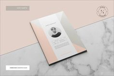 Saint–Martin Proposal by Studio Standard on @creativemarket