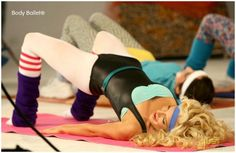 Para hacer Body Ballet® no hace falta tener conocimientos de ballet, ni de danza.