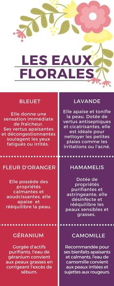 For make-up removal, in tonic water or to refresh your face, water … - beaute Make Beauty, Beauty Shop, Beauty Care, Beauty Makeup, Tonic Water, Healthy Beauty, Healthy Life, Beauty Secrets, Beauty Hacks