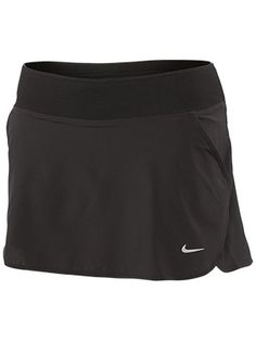 Nike Women's Woven Skirt Black