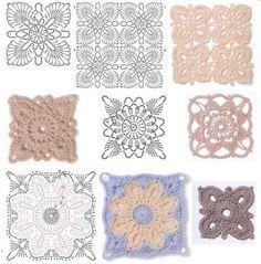 verschillende+vierkanten+haken