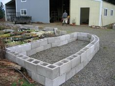 concrete block ideas | ... Know About Concrete Block Walls | Home Designs and Furniture Gallery