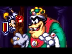 Magical Quest 3 Starring Mickey & Donald (SNES) All Bosses (No Damage)