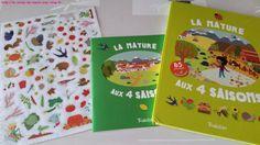1maman2filles livre enfant la-nature-aux-4-saisons