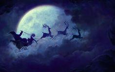 Imagen de Navidad para móvil.