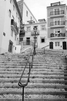 Alfama #Lisboa ©Luis Novo