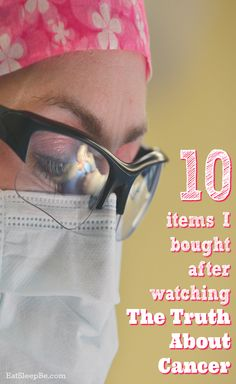 "10 Items I Bought After Watching ""The Truth About Cancer"". Thank you Jessica Cohen for this very informative article and for following The Truth About Cancer Docu-Series. All we do, we do it for people like you! The Truth will set you free."