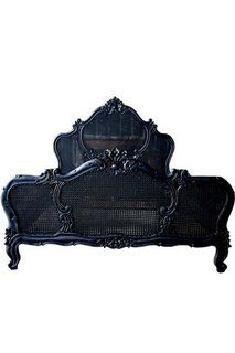 Gorgeous victorian bed frame