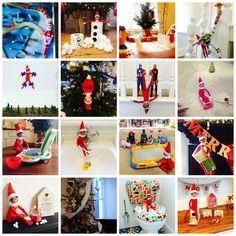 Elf on the shelf ideas An Elf, Shelf Ideas, Elf On The Shelf, Over The Years, This Is Us, Shelves, Holiday Decor, Fun, Inspiration