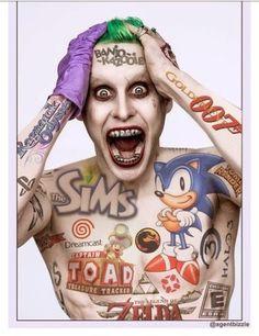 Freirito Geek: Les gusta la nueva apariencia del Guason y sus tat...