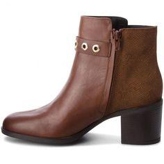 d6a08c7fa1d Stövletter GEOX - D Glynna Np Abx B D84AZB 043BS C0013 Brown - Boots -  Stövlar