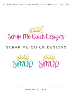 Brand & E-commerce + Membership Website Design for Scrap Me Quick Designs | Brand & Website Design | Brand & Web Design Package | WordPress Website Design | E-commerce Website | Membership Website | Brand Design | Brand Identity | Brand Board | Business Cards Design | Facebook Branding | Blog Categories Icons | Re-branding | Redesign | Blog post graphics templates | Brand Collaterals Design | Website Design | Logo Design | MintSwift | MintSwift Portfolio | MintSwift Design | Adrianna…