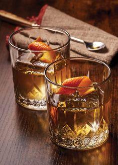 Old Fashioned Riff: Superflat Fashion - Imbibe Magazine Genmaicha Tea, Superflat, Cocktail Photography, Japanese Whisky, Orange Twist, Whiskey Cocktails, Frozen Drinks, My Cup Of Tea