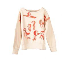 Bobo Choses Sweatshirt Birds | Scandinavian Minimall