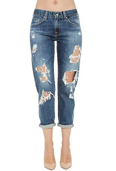 The Ex-Boyfriend Slim - 15 Years Ripped is perfect for pairing with a cozy tee or sweatshirt. Always relaxed Ag Jeans, Denim Shorts, Ex Boyfriend, 15 Years, Amazing Women, Spring Summer, Slim, Tees, Sweatshirts