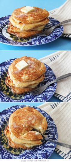 Perfect #Classic #Pancakes  #breakfast #brunch