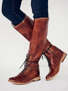 Bed Stu Wesley Tall Boot
