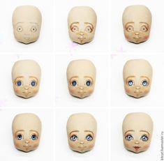 Выкройки тел для антикварных кукол. – 22 photos   VK