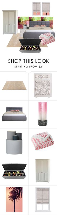 """""""NORTH SHORE QUEEN"""" by yesitsme123 ❤ liked on Polyvore featuring interior, interiors, interior design, home, home decor, interior decorating, ABC Italia, Dot & Bo, ferm LIVING and Lala + Bash"""