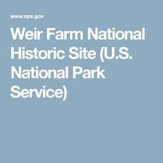 Weir Farm National Historic Site (U.S. National Park Service)