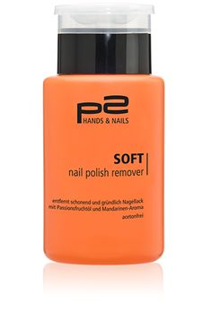 p2 cosmetics Soft Nail Polish Remover