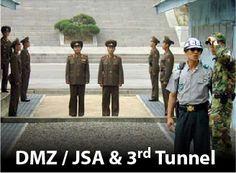 USO Tour Info for DMZ/JSA