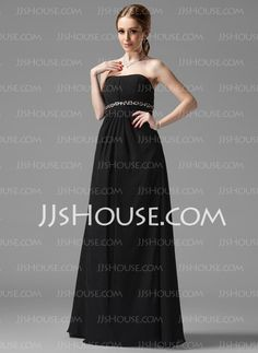 Maternity Bridesmaid Dresses - $112.99 - Empire Sweetheart Floor-Length Chiffon Maternity Bridesmaid Dresses With Ruffle Beading (045022486) http://jjshouse.com/Empire-Sweetheart-Floor-Length-Chiffon-Maternity-Bridesmaid-Dresses-With-Ruffle-Beading-045022486-g22486