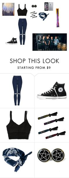 """""""GIRLSOS (Ashton)"""" by tameika-fangirl101 on Polyvore featuring Topshop, Converse, Abercrombie & Fitch, ASOS, ashtonirwin, cuteasf and girlsos"""