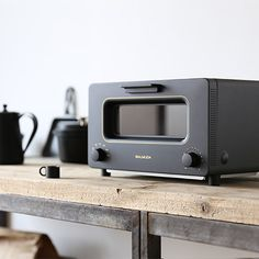 BALMUDA The Toaster | Black : BALMUDA公式ストア