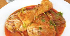 Pollo en caldereta,. una de las recetas más sencillas para preparar un buen pollo casero para todos. - Hacer Juntos